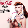 Coca-Cola light par Jean Paul Gaultier, disponible au Monoprix de Bordeaux