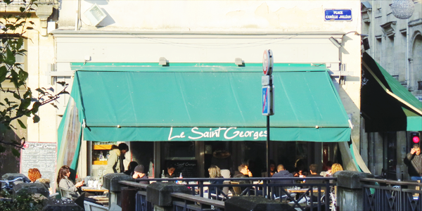 Brasserie Saint Georges à Bordeaux