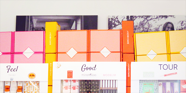 Soirée Birchbox à Bordeaux - Feel Good Tour