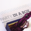 Party in a Box *Concours* BirchBox