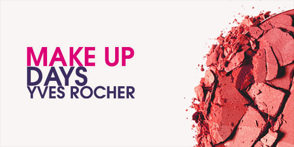Les Make-Up Days à Bordeaux par Yves Rocher