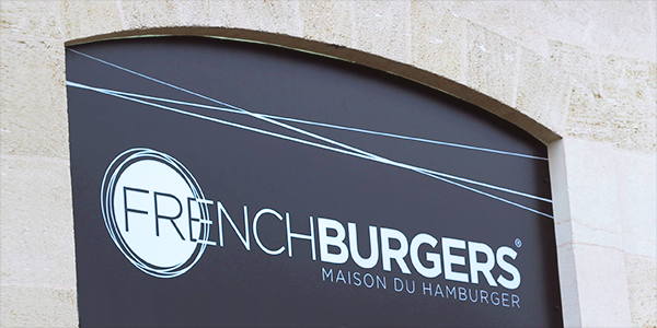 French Burgers à Bordeaux, la maison du hamburger étoilé