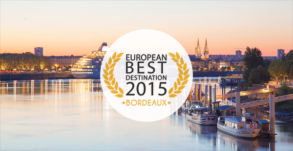 Bordeaux - Best European destination 2015