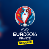 La coupe d'Europe de Football 2016 à Bordeaux - Euro 2016 France