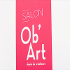 Salon Ob'Art à Bordeaux - Novembre 2015