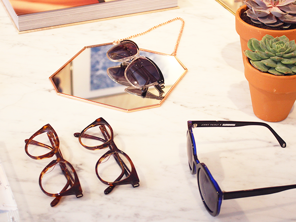 Jimmy Fairly Bordeaux, boutique de lunettes made in France